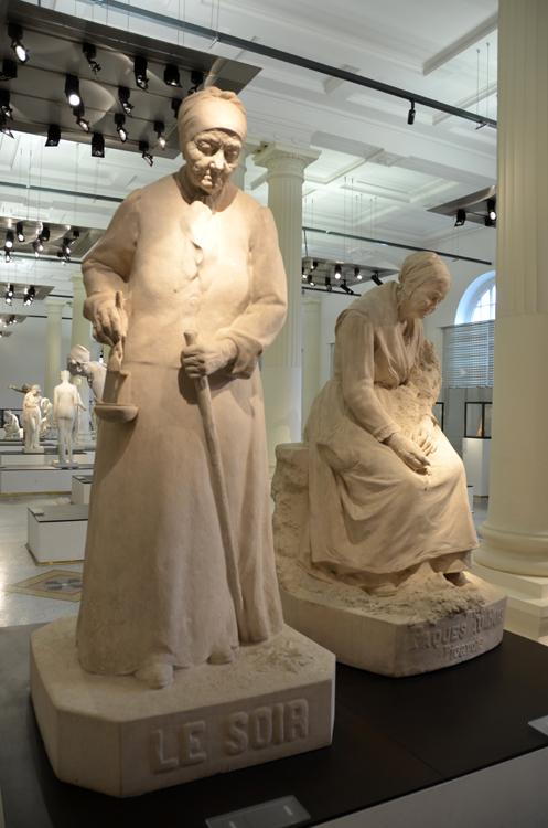 """""""Le Soir"""" au musée de Picardie à Amiens"""