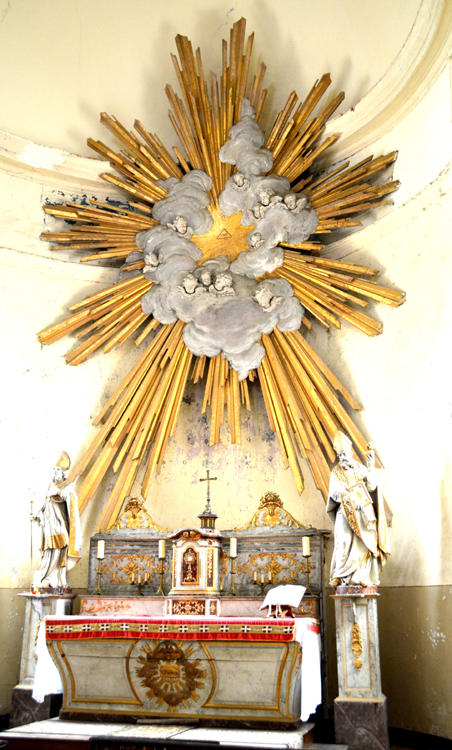 Eglise d'Hénencourt