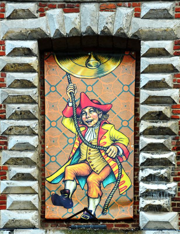 """Le sonneur de la cloche: """"Jeanne d'Auxi"""""""