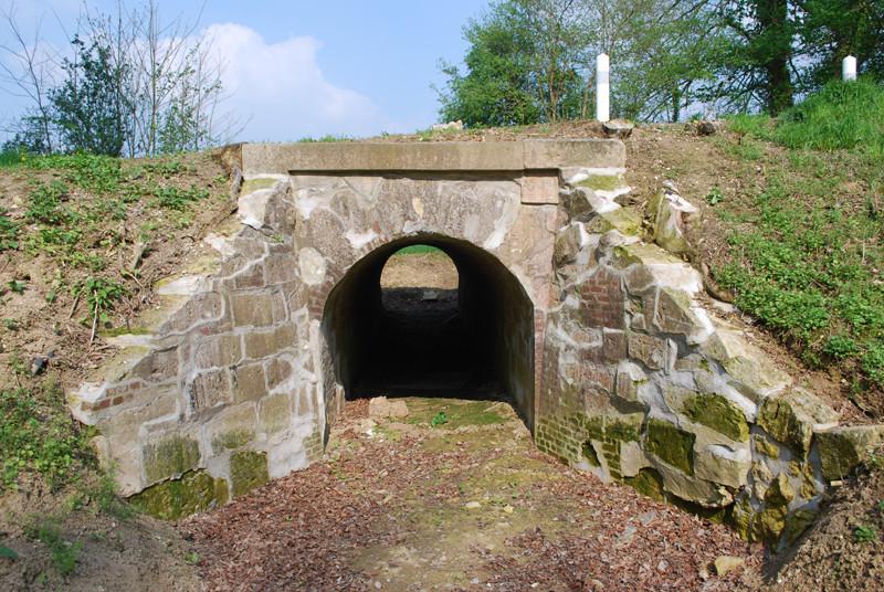 Pont romain à Domqueur
