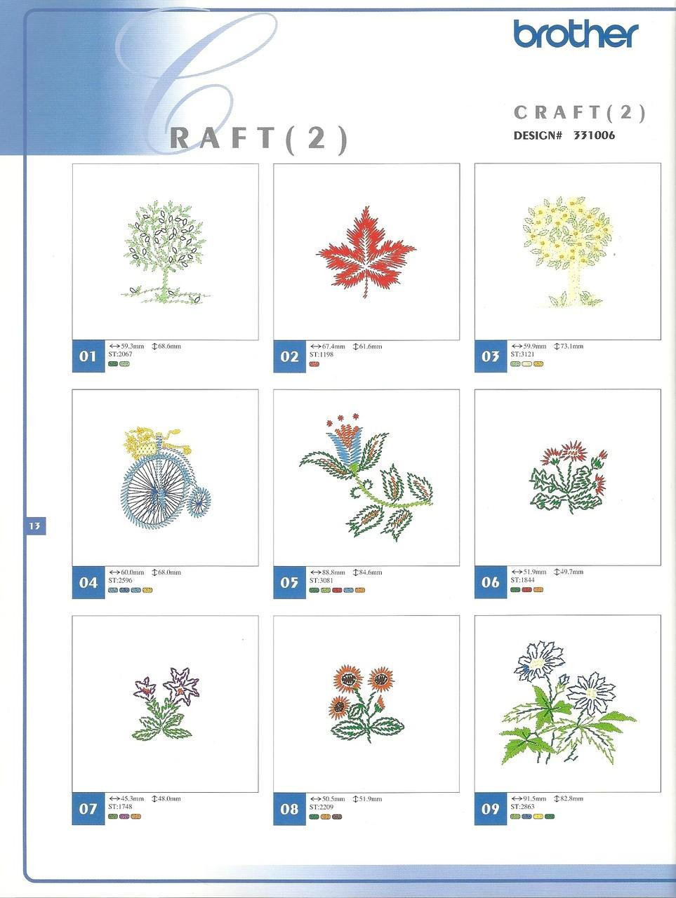 331006 Crafts II