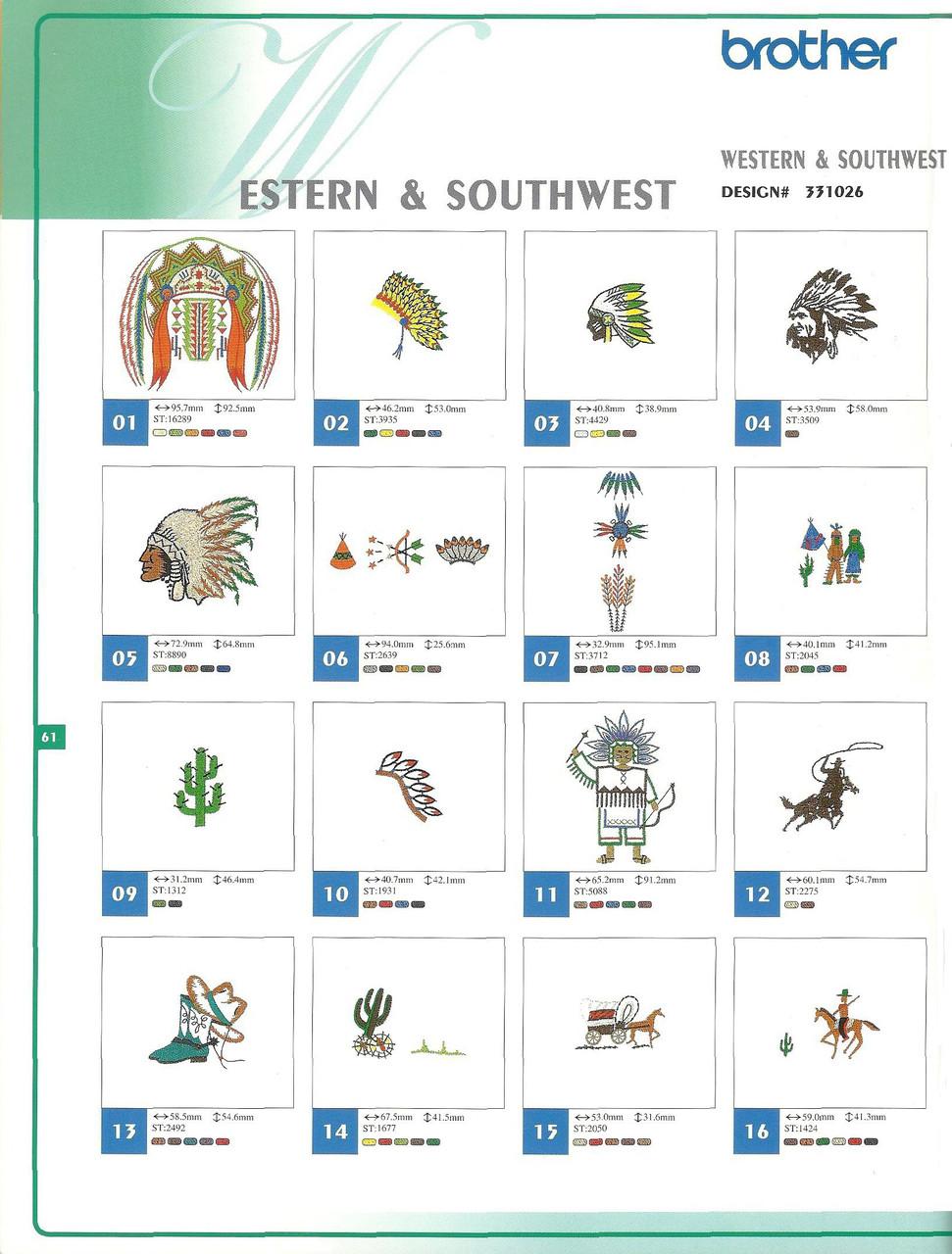 331026 Western & Southwest
