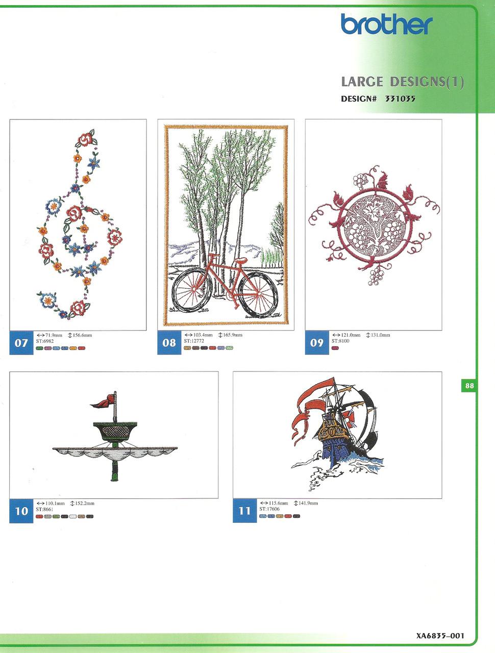 331035 Large Designs I_2