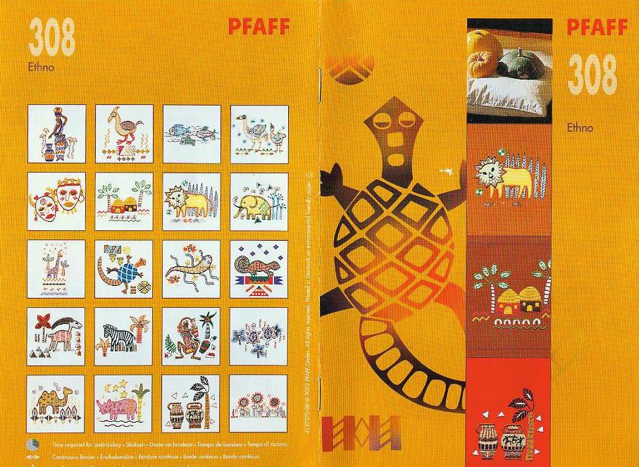 Pfaff 308
