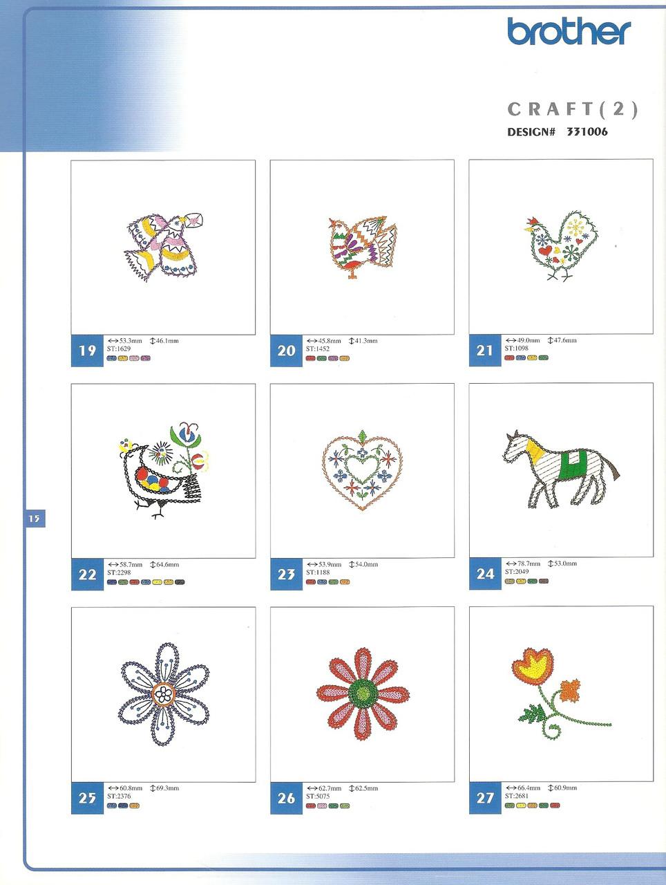 331006 Crafts II-4