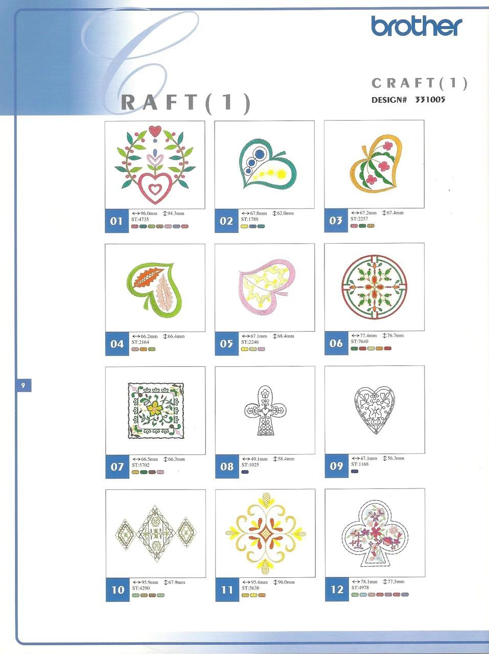 331005 Crafts I