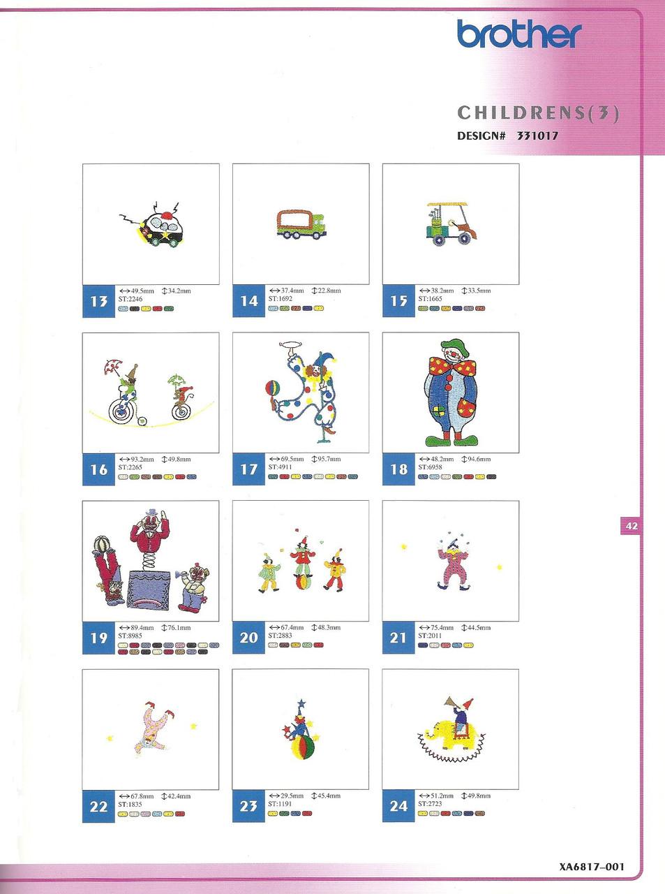 331017 Childrens III-2