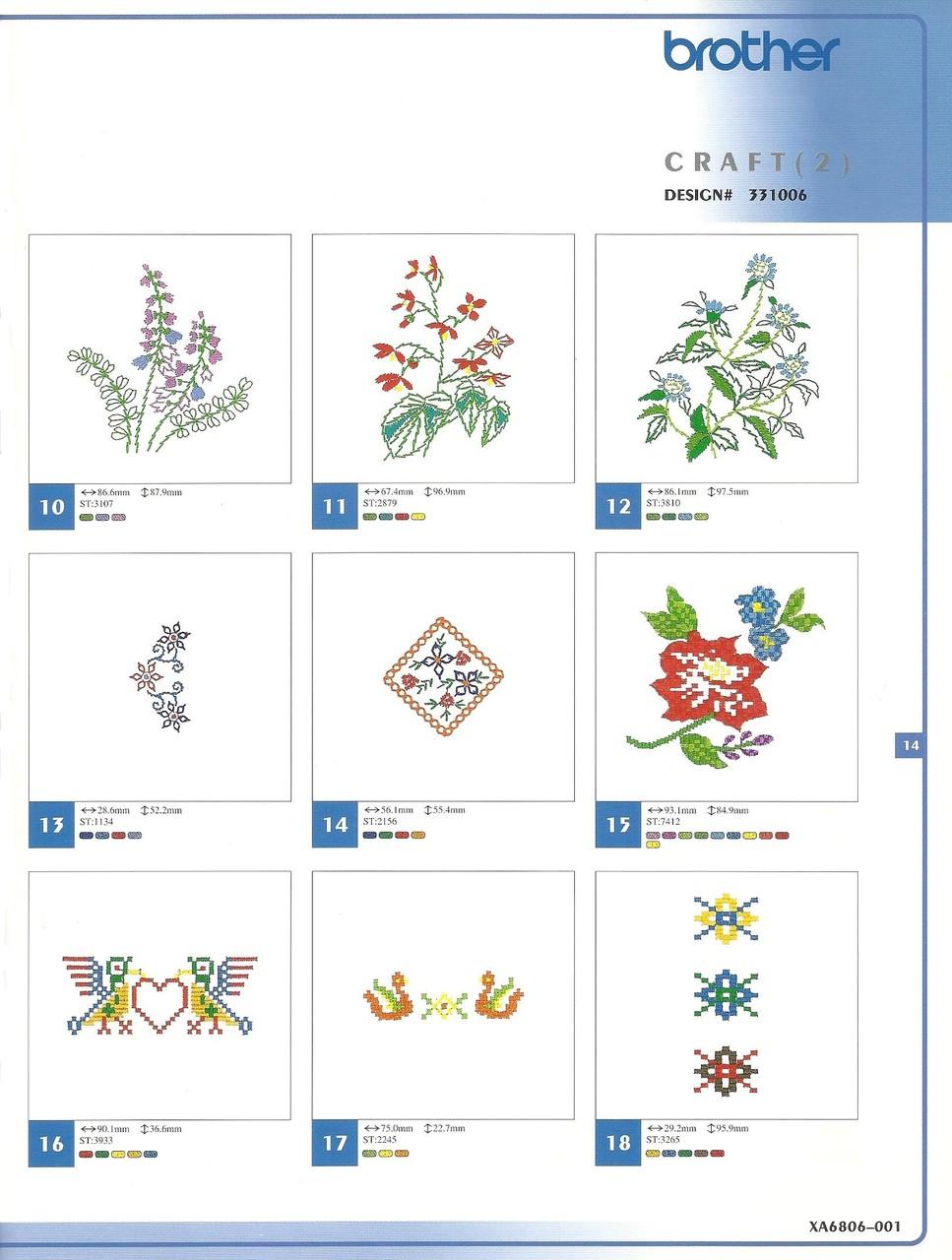 331006 Crafts II-2