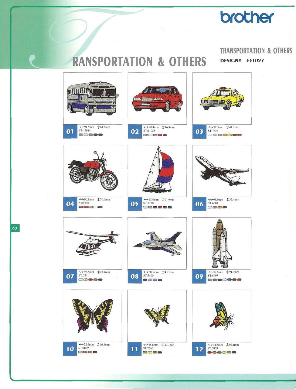 331027 Transportation & Others