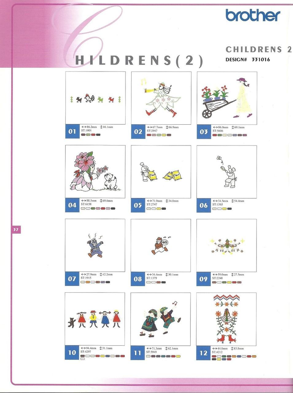 331016 Childrens II