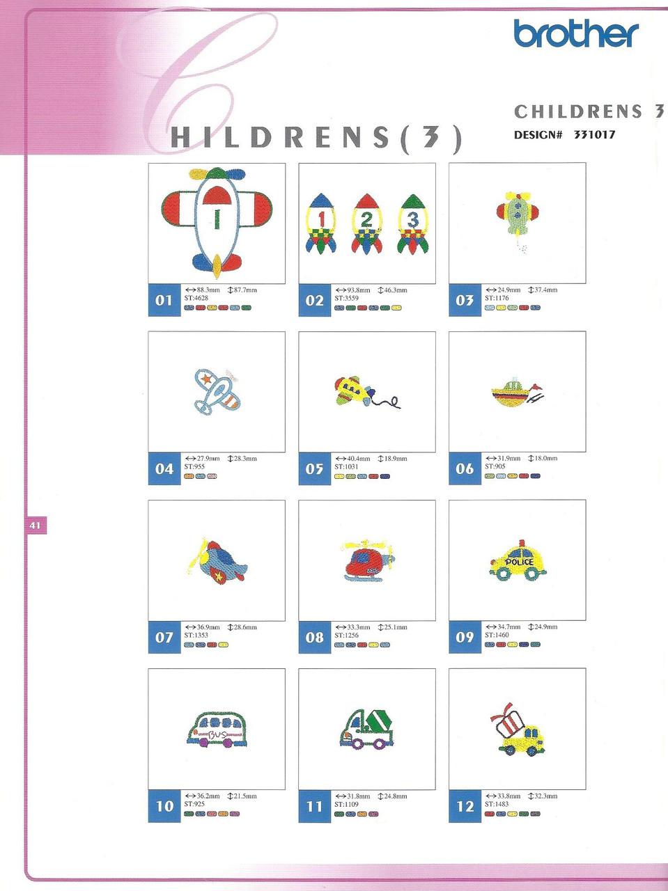 331017 Childrens III