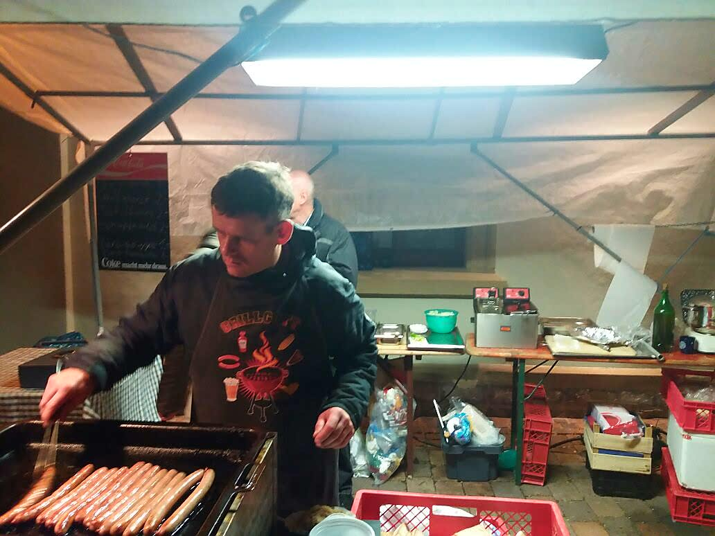 unsere Grillmeister Holger