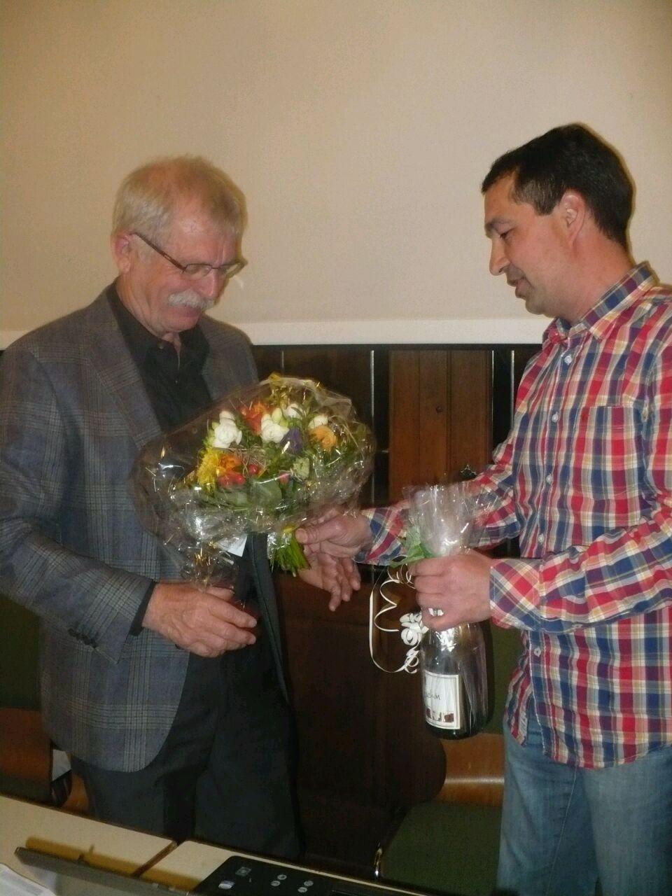 Edwin Bucher, Daniel Schwedes