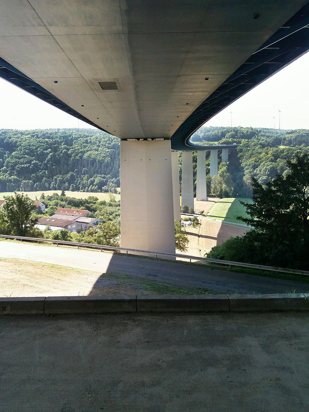BAB A81 Jagsttalbrücke