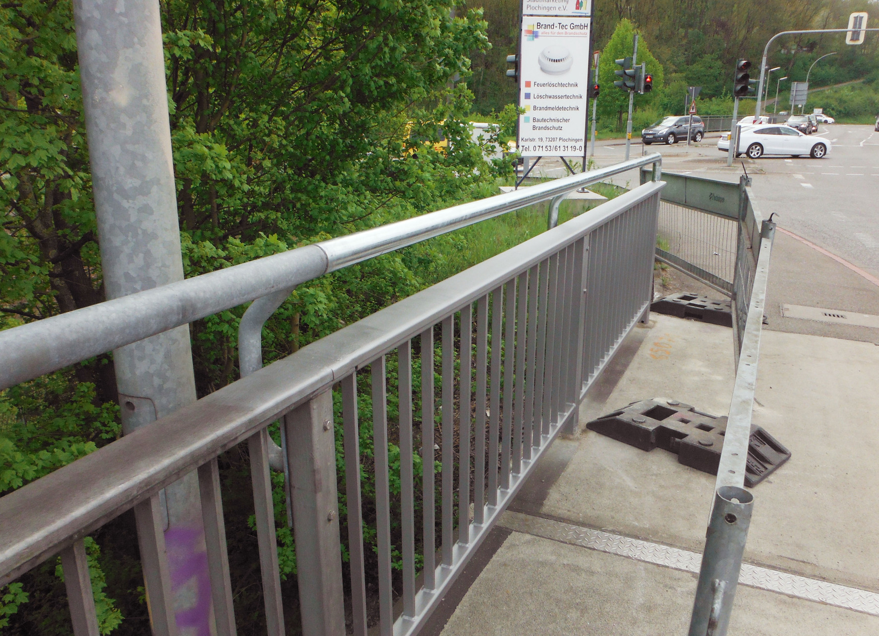 Otto Konz Brücke Plochingen Instandsetzung