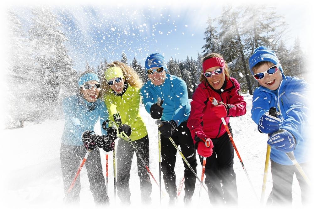 chasse aux trésors les rousses jura école de ski ludique famille