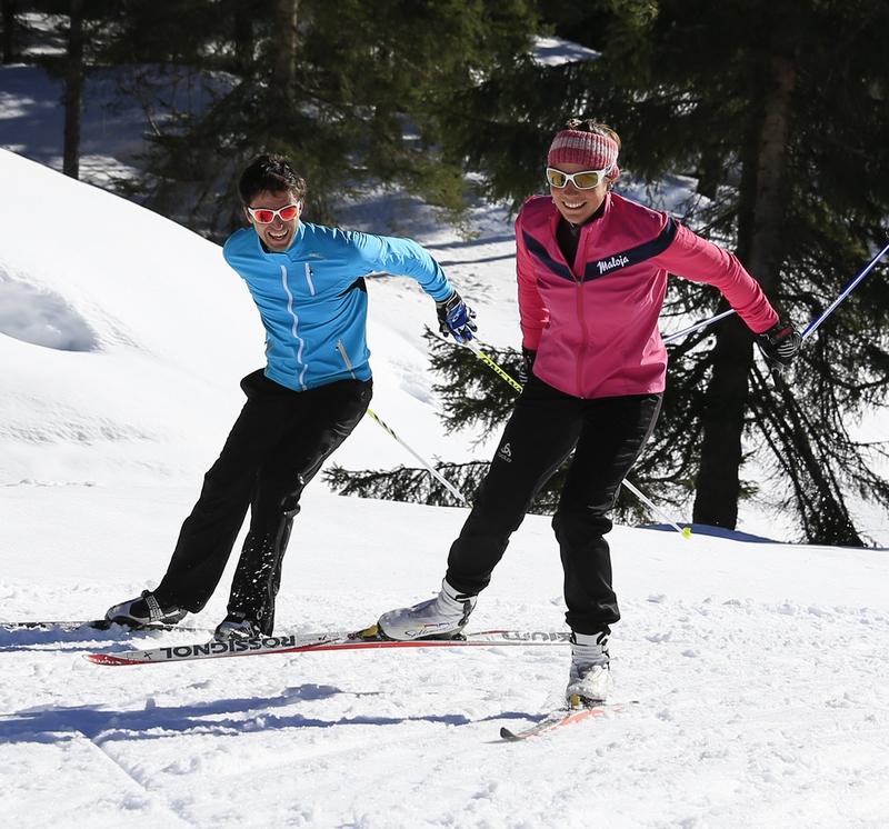ski de fond les rousses jura école de ski