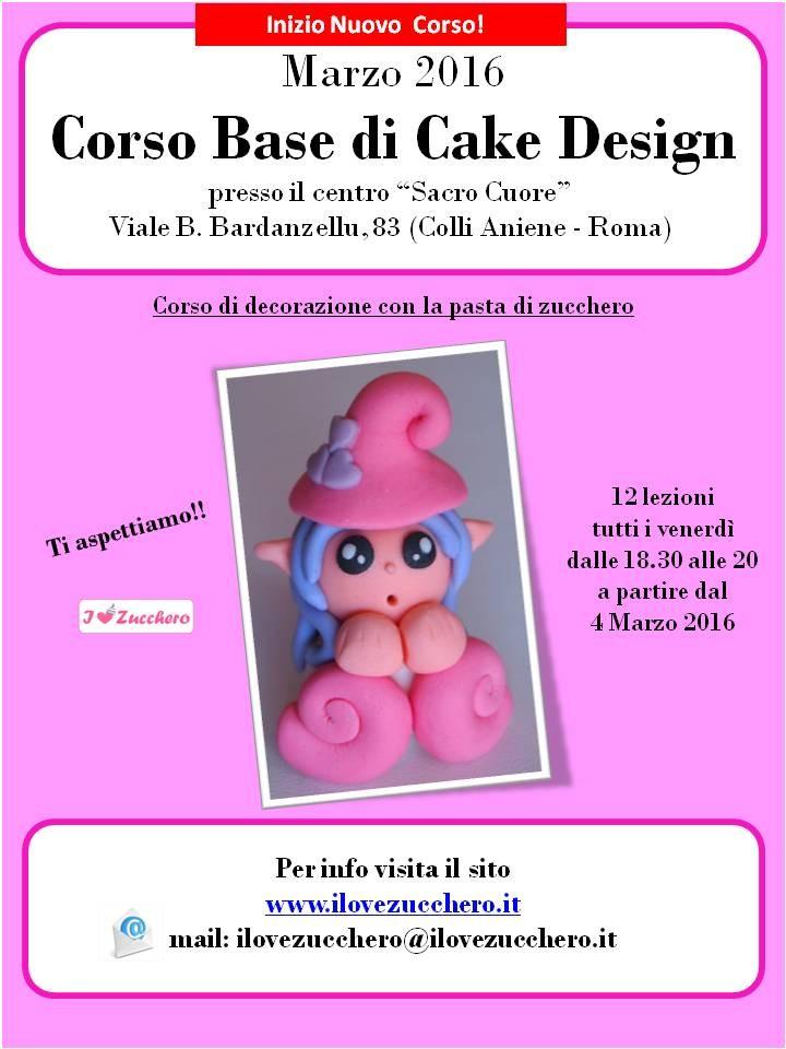 Corsi Cake Design Base Roma : corsi cake design roma - Ilovezucchero sito dedicato alla ...