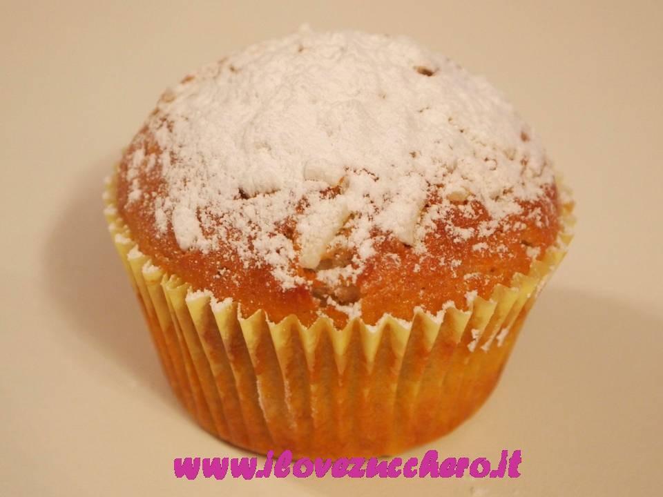 Ricette Segrete Cake Design : Come fare i muffin banana e Nutella - Ilovezucchero sito ...
