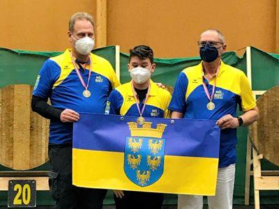 Österreichische Meisterschaft Indoor 2021 am 7.3.2021 in Wels