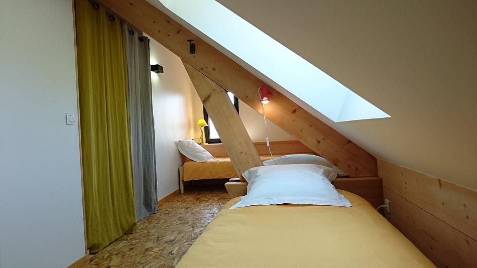 chambre 4 modulable