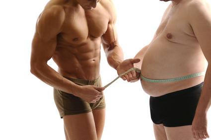 Übergewicht und Fettleibigkeit