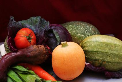 Gemüse und Hülsenfrüchte - Mineralien und Phytosubstanzen