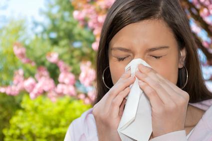 Schwächung des Immunsystem - Erkältung