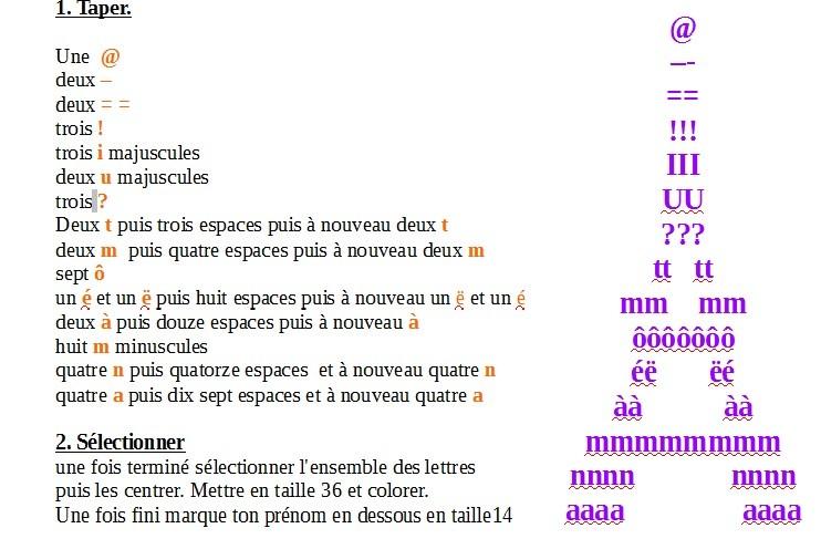 LibreOffice - traiement de texte