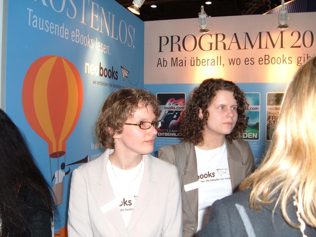 Sarah Viehland und Ina Fuchshuber