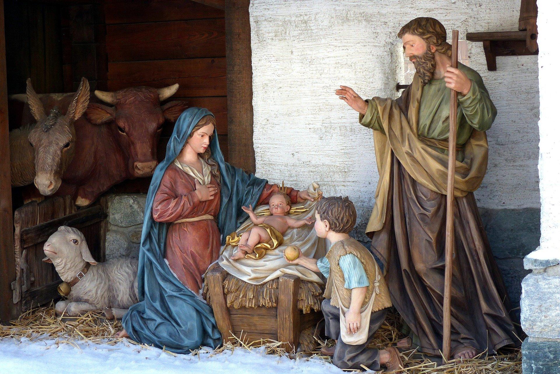 Das Phänomen der Jesuskrippe