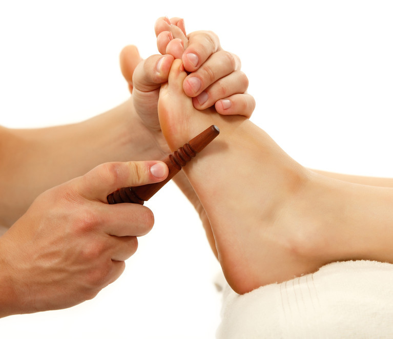 Thai Foot Reflexology