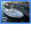 Motorboot 5 Plätze 25 PS,