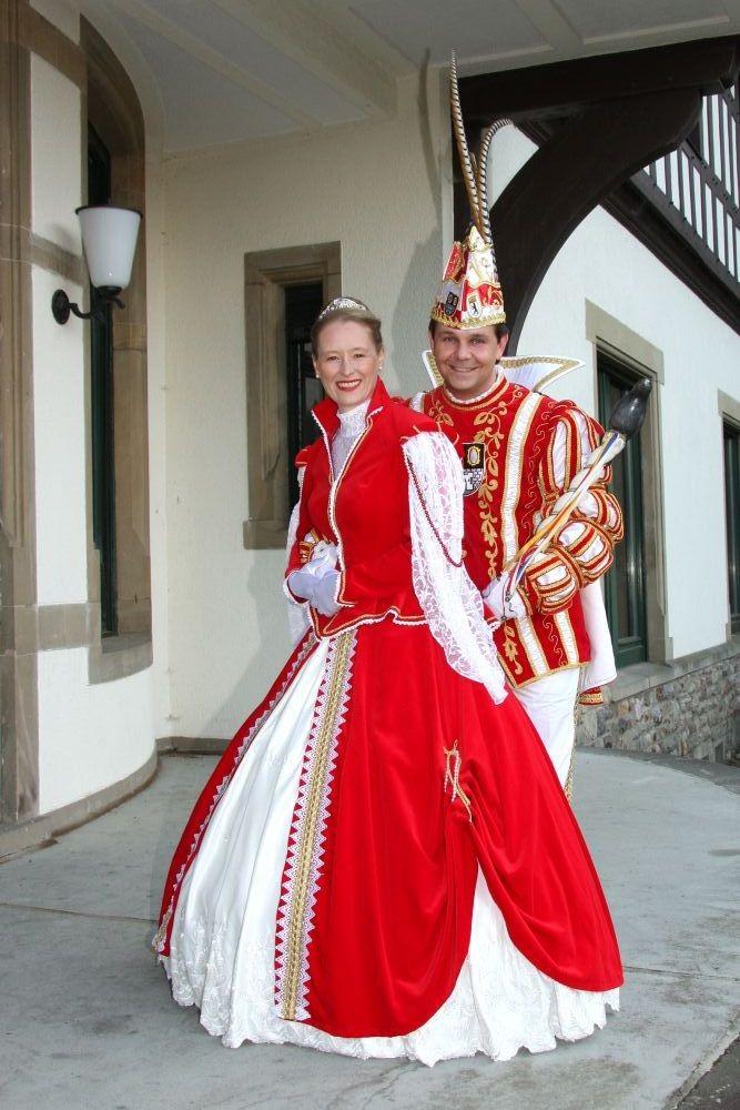 2010 - Prinz Stephan I. und Prinzessin Heike I.