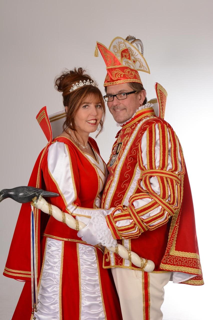 2014 - Prinz Walter I. und Prinzessin Gabriela I.