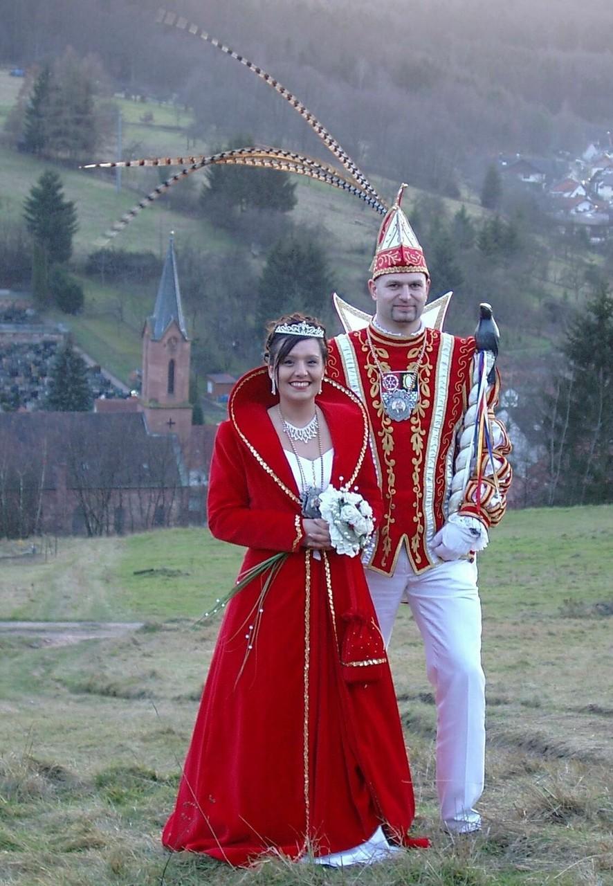 2005 - Prinz Thilo I. und Prinzessin Katja I.