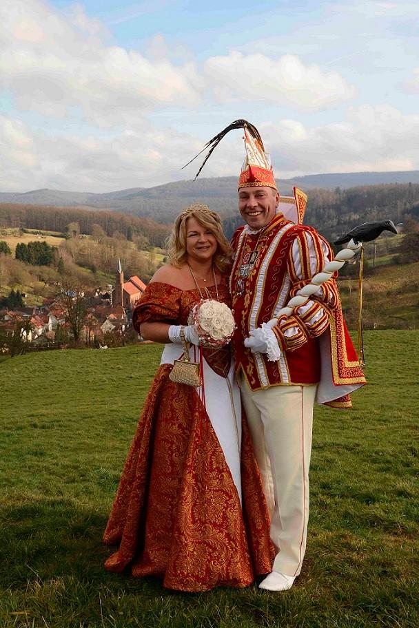 2015 - Prinz Bertram I. und Prinzessin Jasmin I.