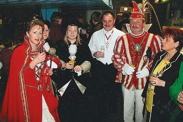 2003 - Prinz Norbert I. und Prinzessin Marie-Luise I.