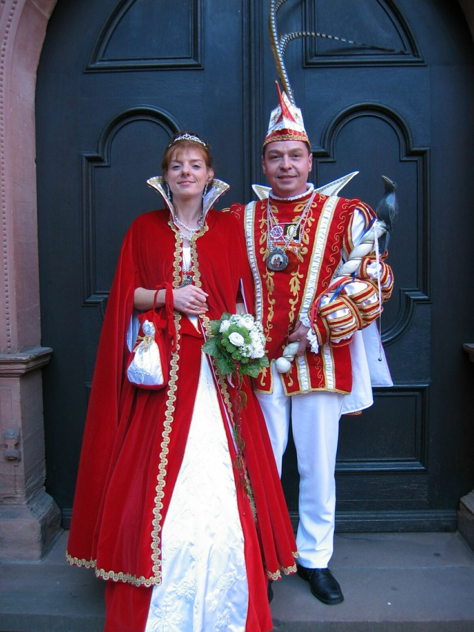 2007 - Prinz Theo I. und Prinzessin Simona I.