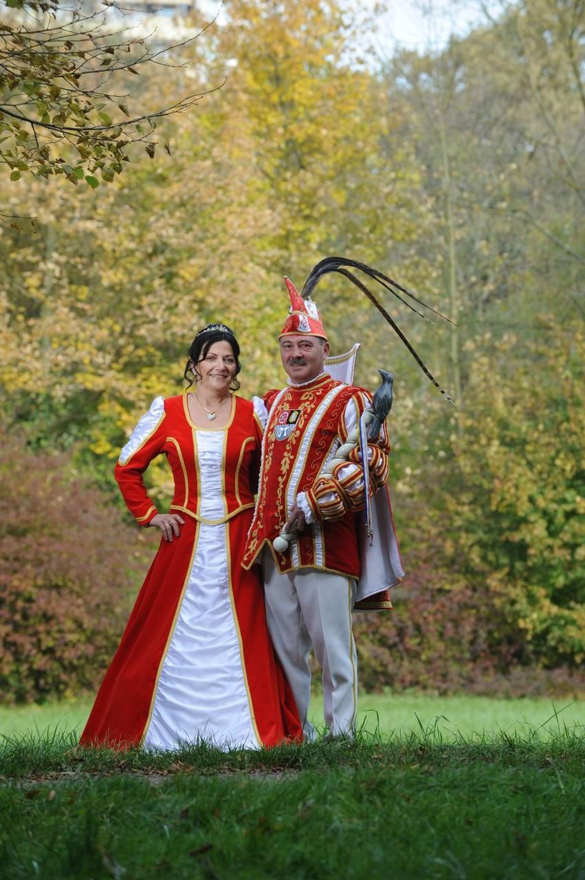 2011 - Prinz Roland I. und Prinzessin Claudia III.
