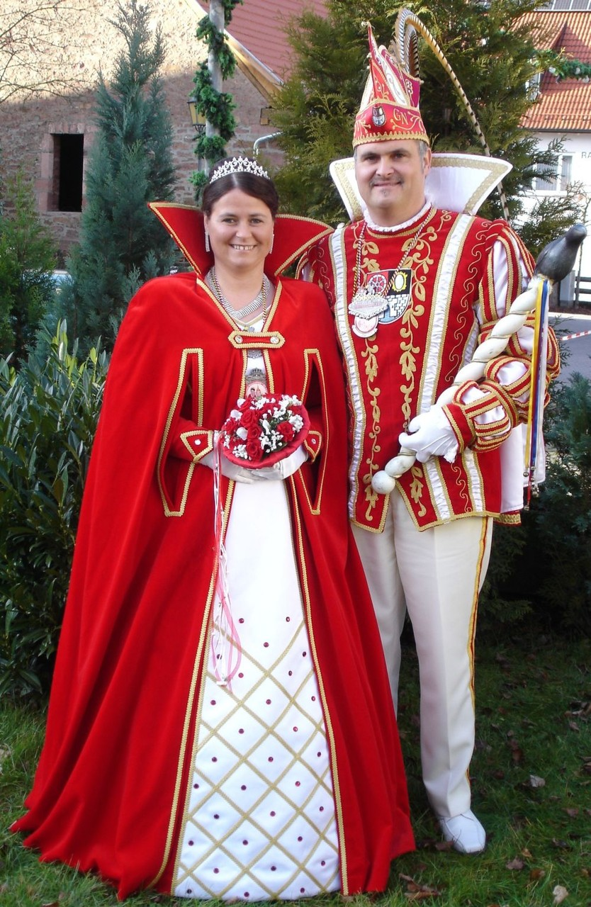 2008 - Prinz Guido I. und Prinzessin Claudia II.