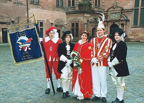 2000 - Prinz Gerhard I. und Prinzessin Claudia I.