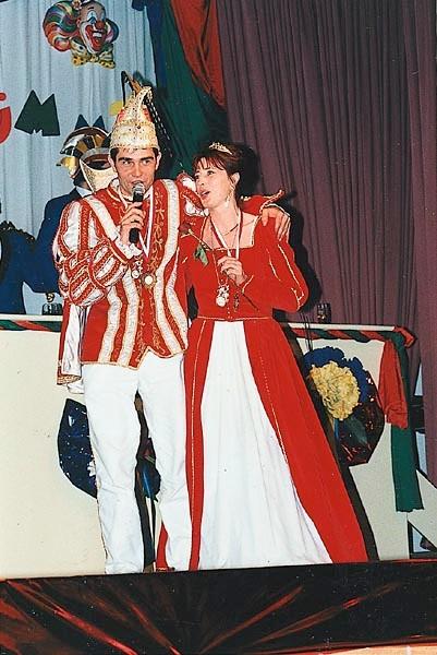 1998 - Prinz Horst I. und Prinzessin Martina I.