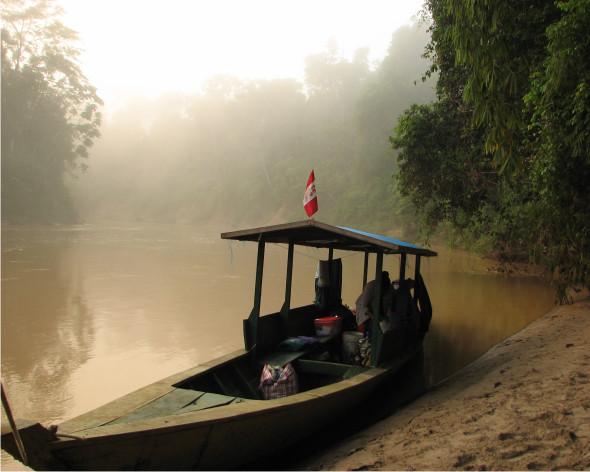 bote de aventura