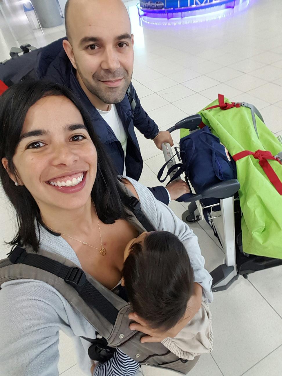 Llegamos a Bangkok