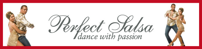 Perfect Salsa is Dance Studio CASINO's unique salsa curriculum--designed to take you from your first steps all the way to your club debut,or,even your stage debut.