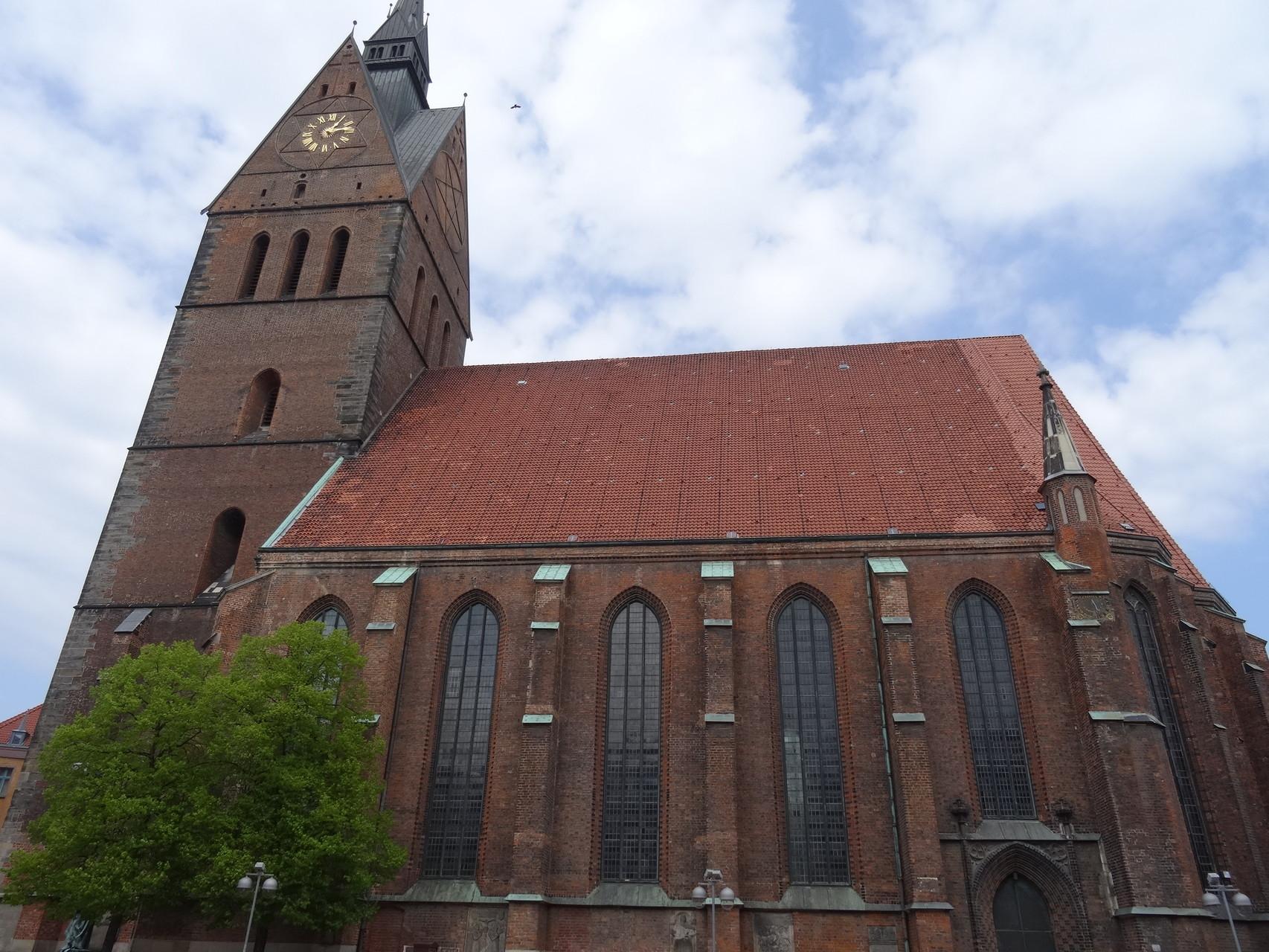 Die Marktkirche