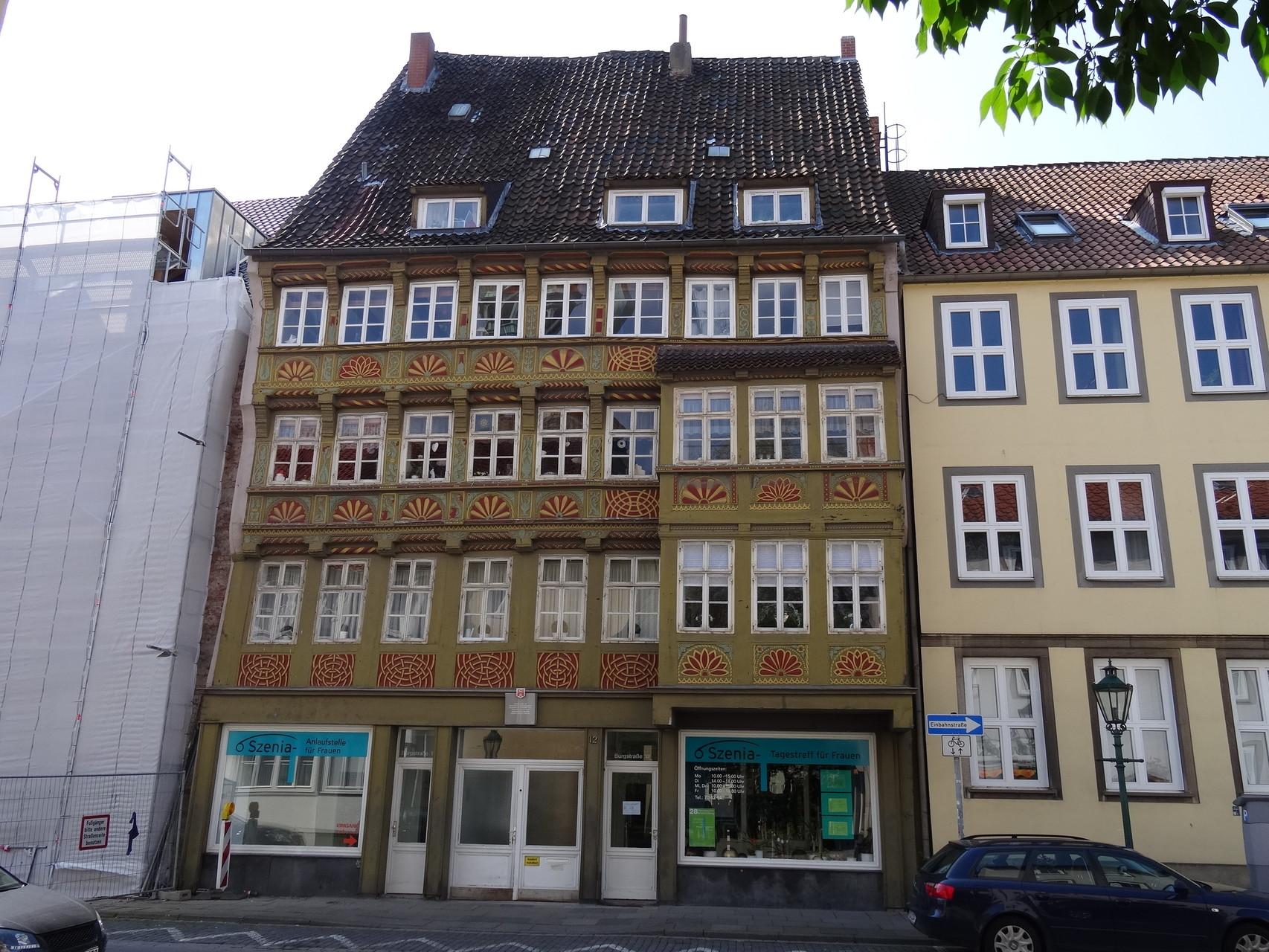 Ältestes Haus Hannovers