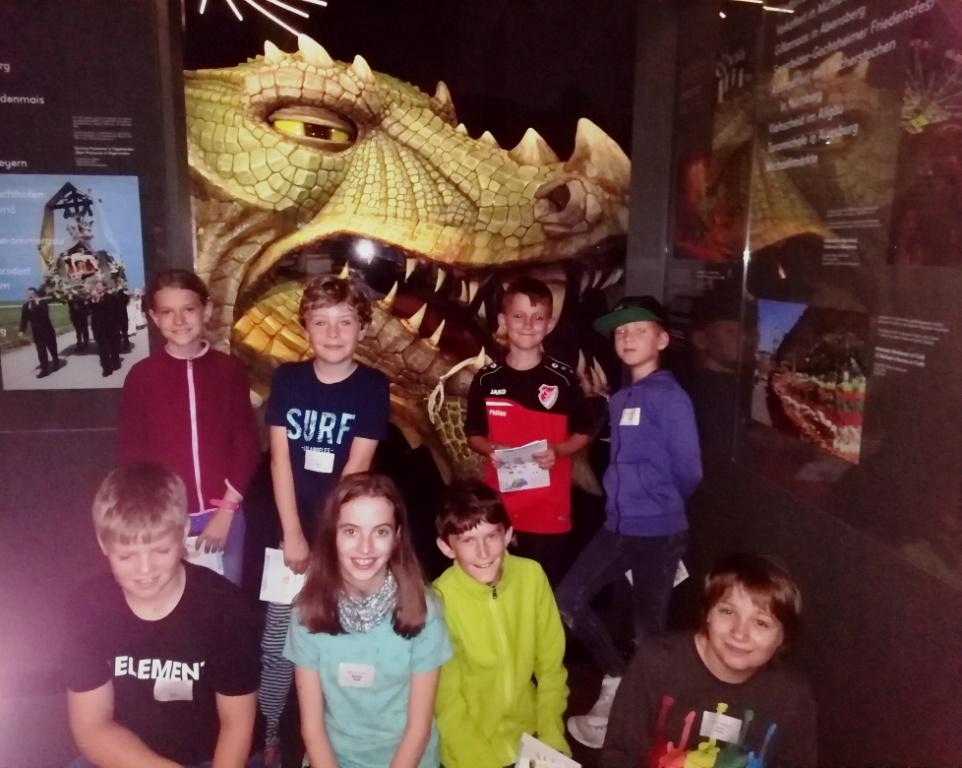 Wikinger und Drachen: Ferienprogramm