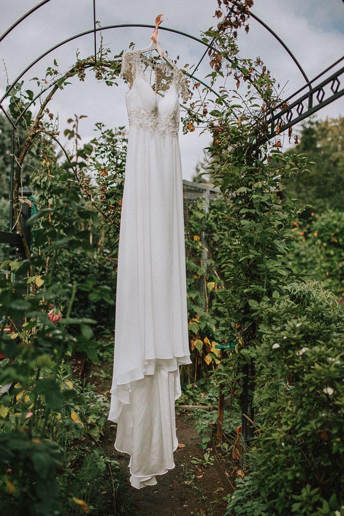 Brautkleid - Hochzeit Radebeul